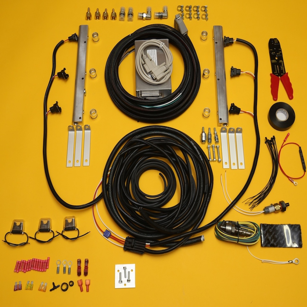Partial CIS to EFI Kit